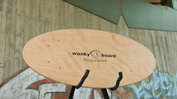 Wonkyboard Allround