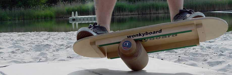 balance board training